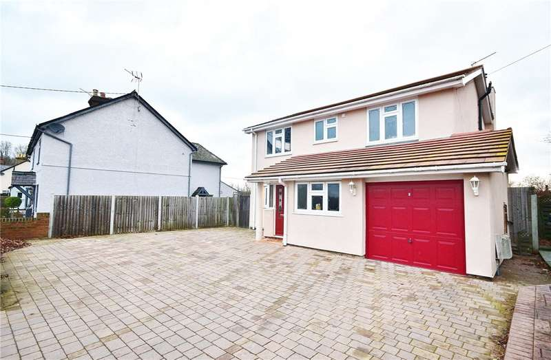4 Bedrooms Detached House for sale in Hatfield Heath