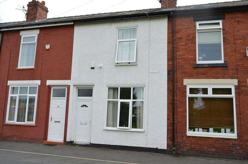 2 Bedrooms Terraced House for sale in Hamblett Street, Leigh, WN7 4TZ