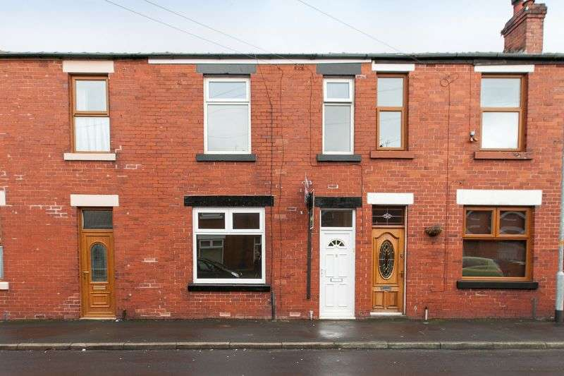 3 Bedrooms Terraced House for sale in Taylor Street, Chorley, PR7 2LT