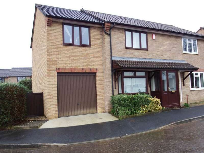 4 Bedrooms Semi Detached House for sale in Hornbeam Hollow, Roundswell