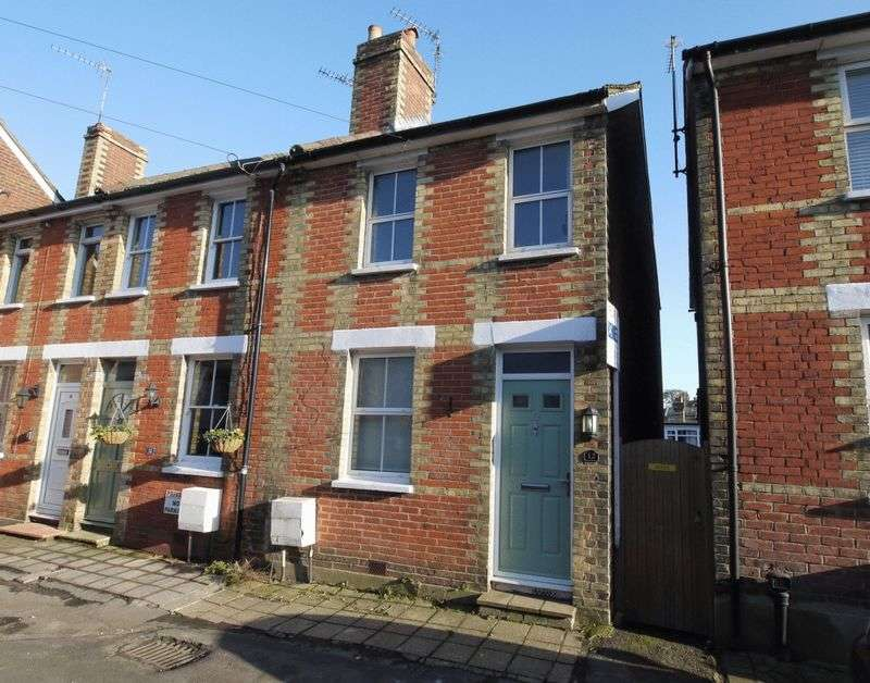 3 Bedrooms Terraced House for sale in Prospect Road, Sevenoaks