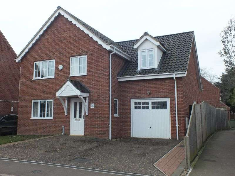 5 Bedrooms Detached House for sale in St Edmunds Road, Lingwood