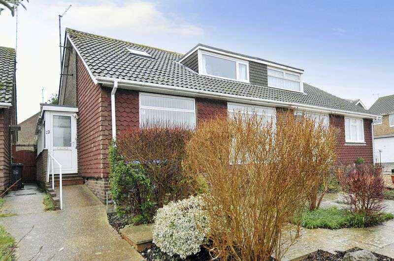4 Bedrooms Bungalow for sale in Test Road, Lancing