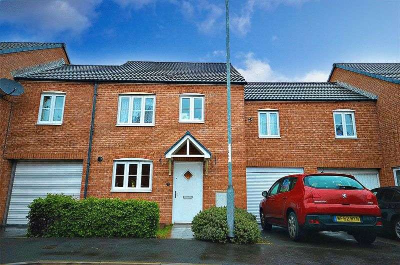 3 Bedrooms Terraced House for sale in Tantallus Crescent, Newport