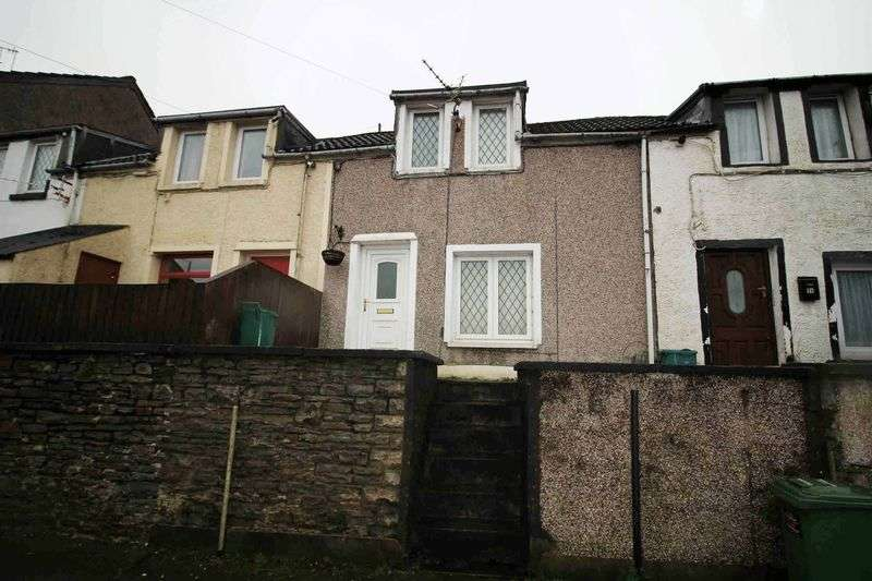 1 Bedroom Terraced House for sale in Rickards Street, Treforest, Pontypridd CF37 1RE