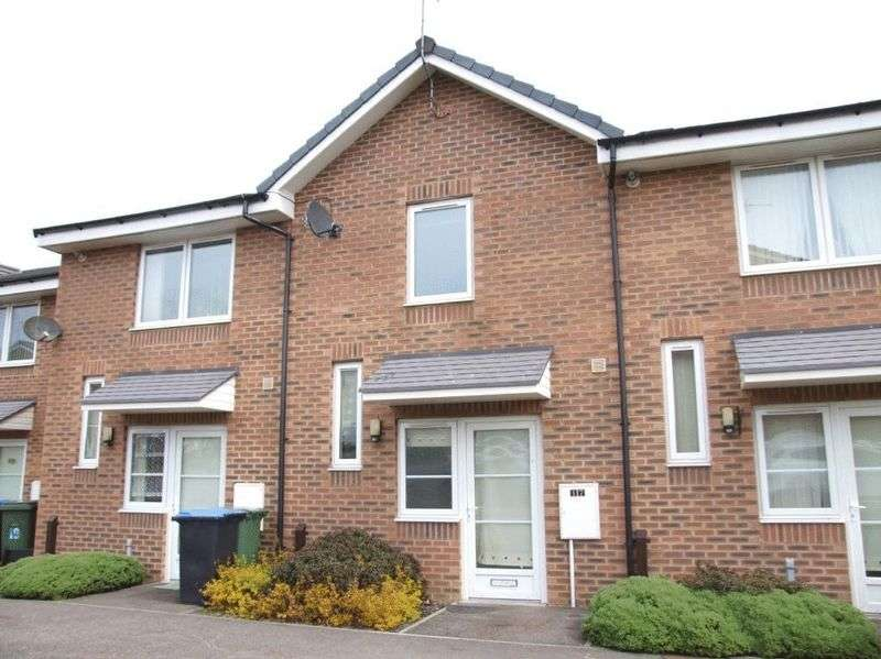 2 Bedrooms Terraced House for sale in Eloise Close, Seaham