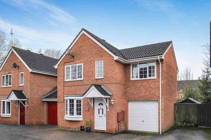 3 Bedrooms Detached House for sale in Clarendon Close, Abingdon
