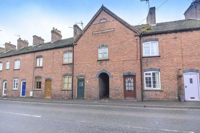 2 Bedrooms Terraced House for sale in Mardol Terrace, Much Wenlock