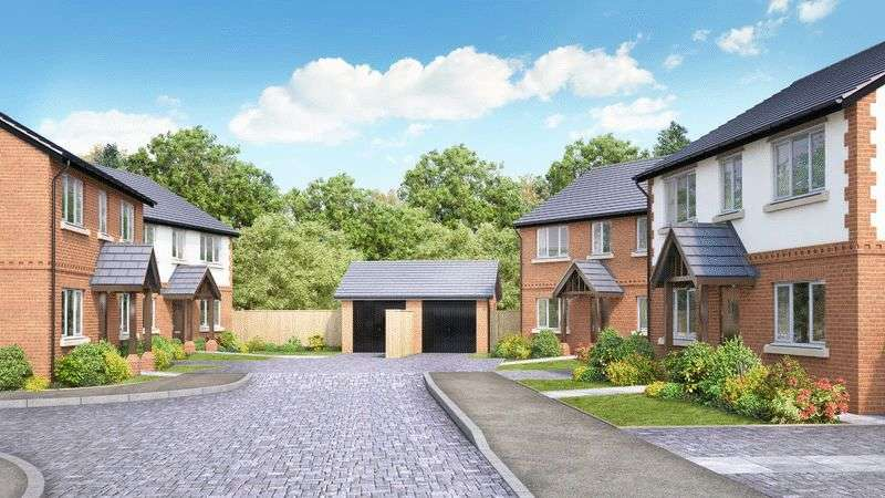 4 Bedrooms Detached House for sale in 'Willow House', Heathview Court, Old Chester Road, Nr Malpas