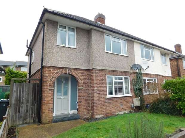 3 Bedrooms Semi Detached House for sale in Verona Drive, Surbiton