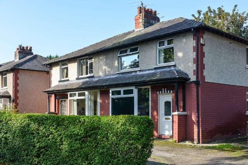 3 Bedrooms Semi Detached House for sale in Halton Road, Lancaster, Lancashire, LA1