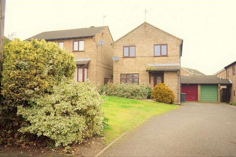 4 Bedrooms Detached House for sale in East Street, Irchester, NN29 7BG