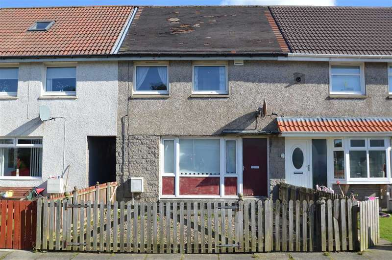 3 Bedrooms Terraced House for sale in Bents Road, Strathaven