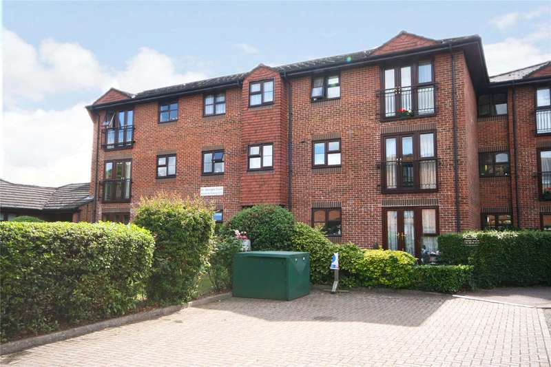 1 Bedroom Retirement Property for sale in St Georges Court, St Georges Road, Addlestone, KT15