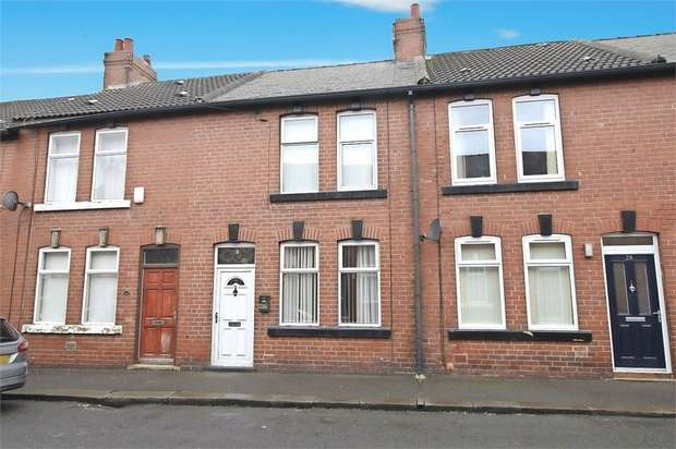2 Bedrooms Terraced House for sale in Mill Street, South Kirkby, Pontefract, West Yorkshire