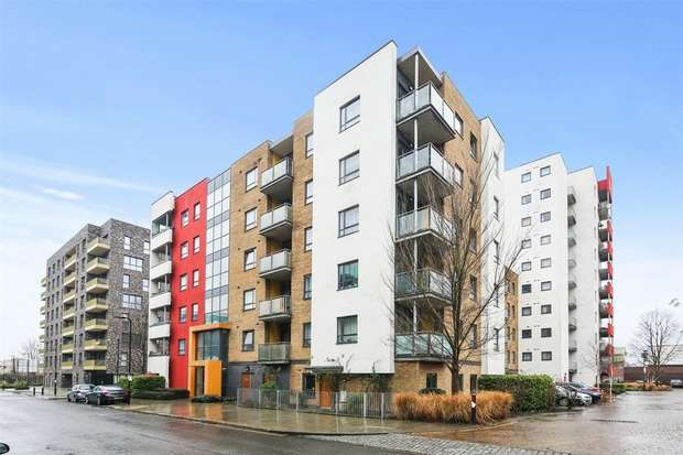 2 Bedrooms Flat for sale in Lawrence Court, Palmerston Road, Acton