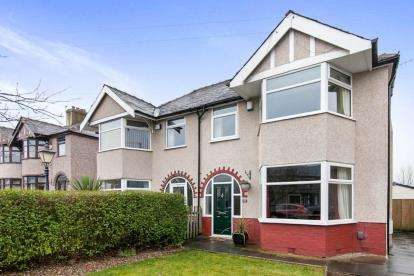 3 Bedrooms Semi Detached House for sale in Brunshaw Road, Pike Hill, Burnley, Lancashire