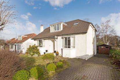 3 Bedrooms Bungalow for sale in Somerford Road, Bearsden