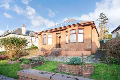 2 Bedrooms Bungalow for sale in Tower Drive, Gourock