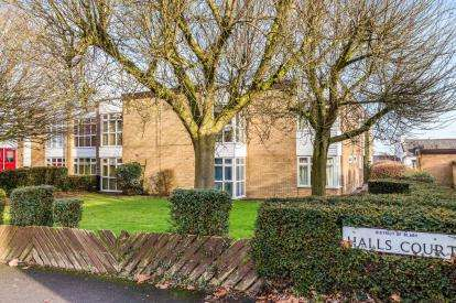 2 Bedrooms Flat for sale in Halls Court, Stoney Stanton, Leicester, Leicestershire