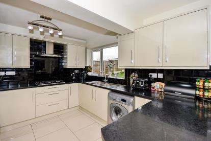 5 Bedrooms Detached House for sale in Southridge Drive, Mansfield, Nottinghamshire