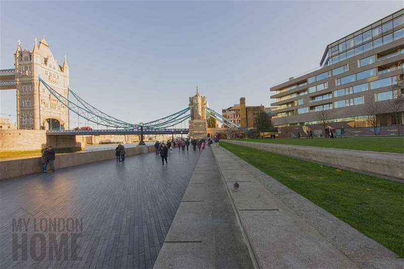 2 Bedrooms Property for sale in Sandringham House, London Bridge, London, SE1