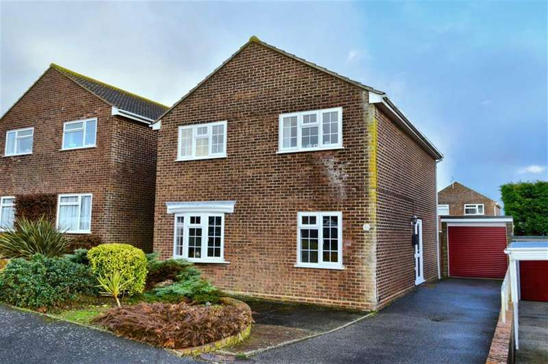 4 Bedrooms Property for sale in Rosemount Close, Seaford, East Sussex