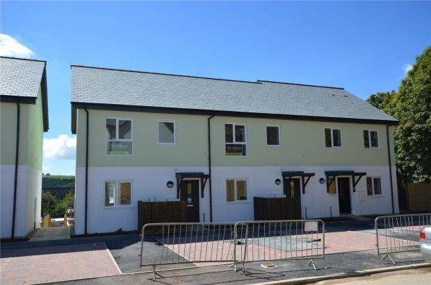2 Bedrooms Terraced House for sale in Woodgate, Off Western Avenue, Liskeard, Cornwall