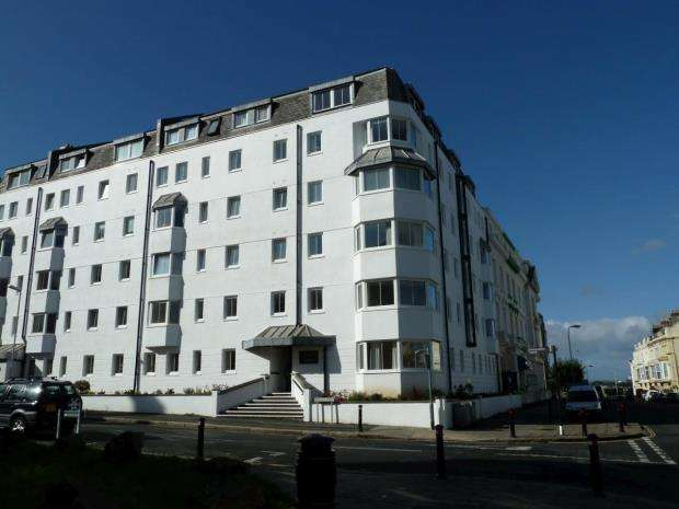 2 Bedrooms Flat for sale in Citadel Court, 2 Elliot Street, Plymouth, Devon