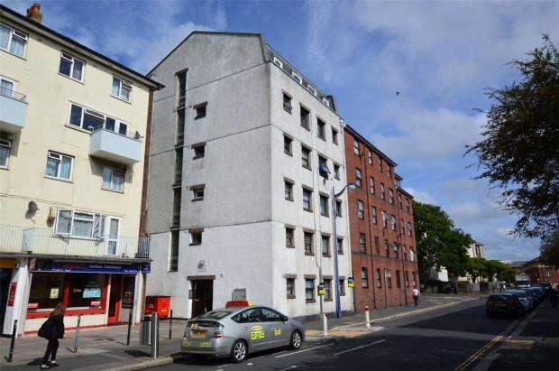 Flat for sale in St Peters Court, 100 King Street, Plymouth, Devon