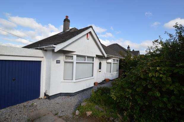 2 Bedrooms Detached Bungalow for sale in Stanborough Road, Plymstock, Plymouth