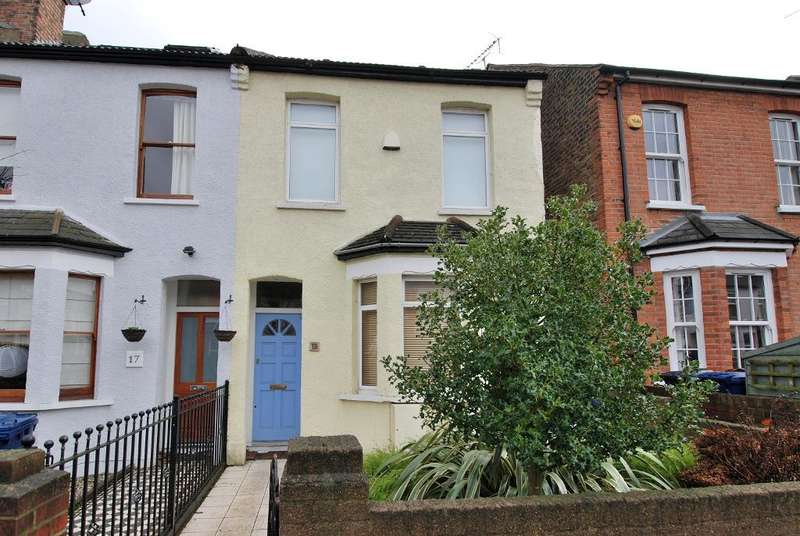 2 Bedrooms End Of Terrace House for sale in Green Avenue, Ealing, London, W13 9RW