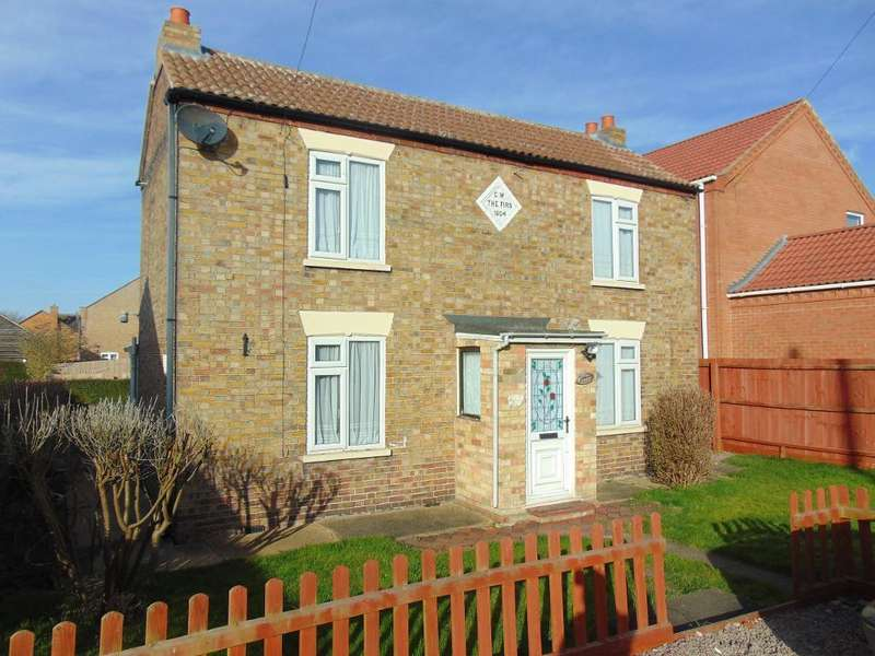 3 Bedrooms Detached House for sale in Mill Road, Murrow, Wisbech, Cambridgeshire, PE13 4HF