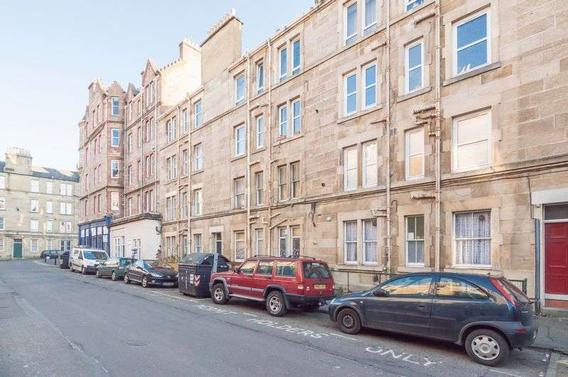 1 Bedroom Flat for sale in Flat 4, 7 Watson Crescent, Polwarth, Edinburgh, EH11 1HD
