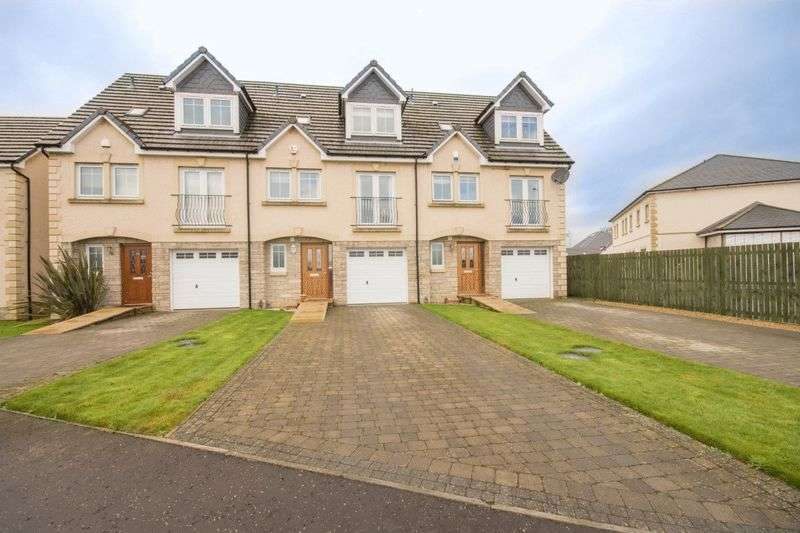 4 Bedrooms Terraced House for sale in Daly Gardens, High Valleyfield