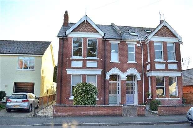 4 Bedrooms Semi Detached House for sale in Coronation Road, Prestbury, CHELTENHAM, Gloucestershire, GL52 3DA