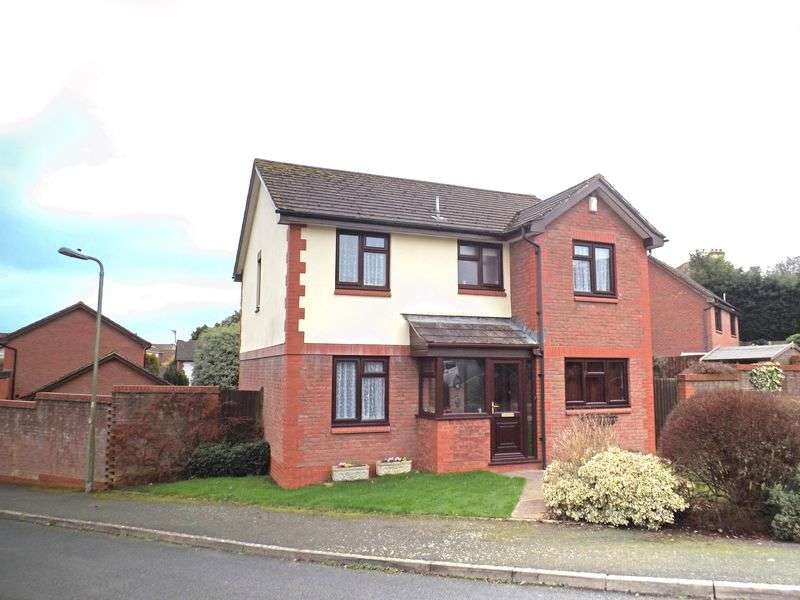 4 Bedrooms Detached House for sale in Foxglove Road, Seaton