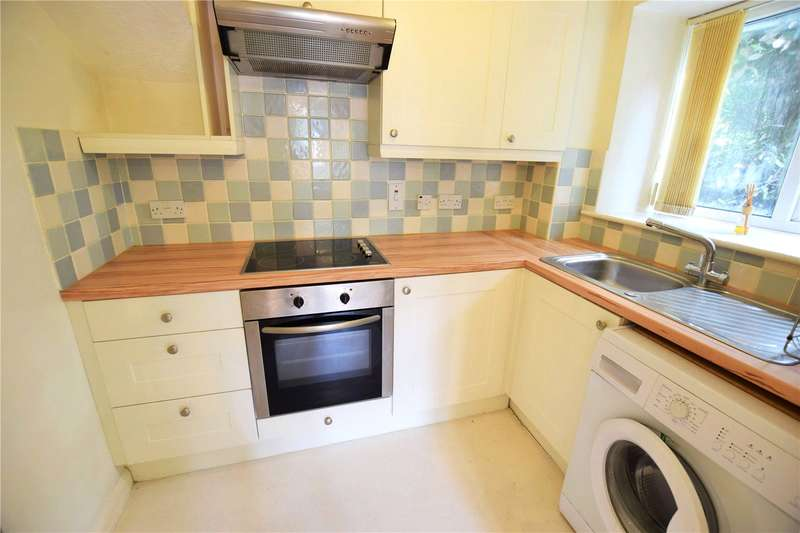 1 Bedroom End Of Terrace House for sale in Milward Gardens, Binfield, Bracknell, Berkshire, RG12