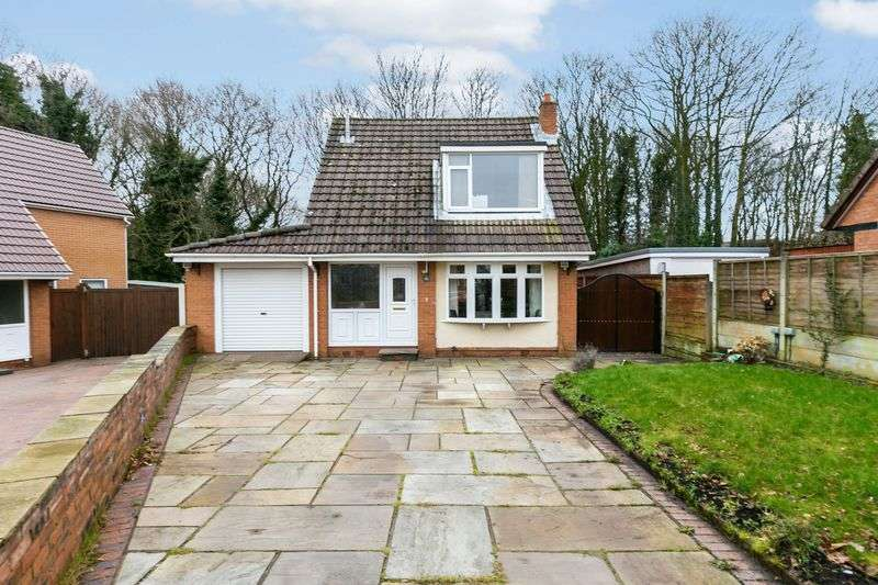 3 Bedrooms Detached House for sale in Ravenswood Avenue, Winstanley, WN3 6EZ