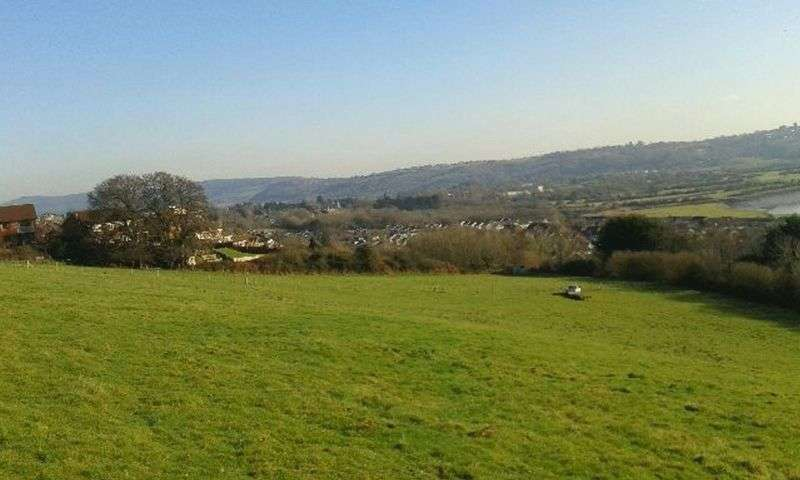 Detached House for sale in 6.491 acres Off Pillmawr Road, Caerleon, Newport