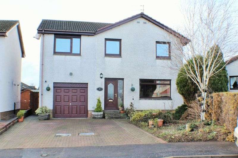 4 Bedrooms Detached House for sale in 7 Crawford Park, Springfield, Cupar KY15 5SW