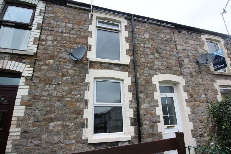 2 Bedrooms Terraced House for sale in New Terrace, Grove Road, Pontnewynydd, Pontypool