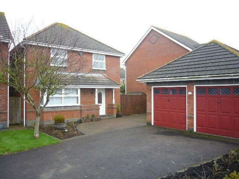 4 Bedrooms Detached House for sale in Walford Avenue, Worle, Weston-Super-Mare