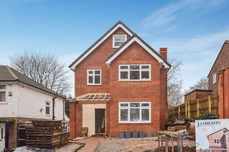5 Bedrooms Detached House for sale in Bailey Lane, Bolton