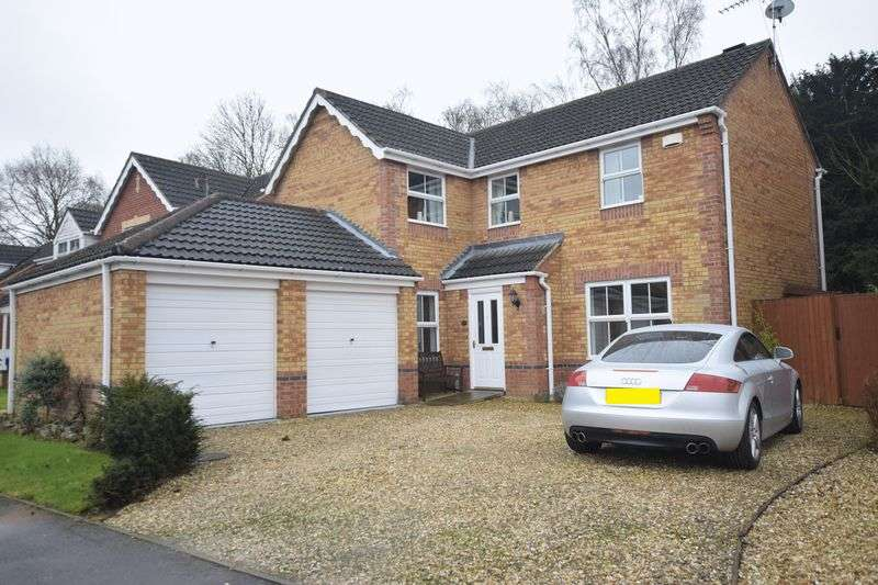 4 Bedrooms Detached House for sale in Fox Covert, Sudbrooke, Lincoln
