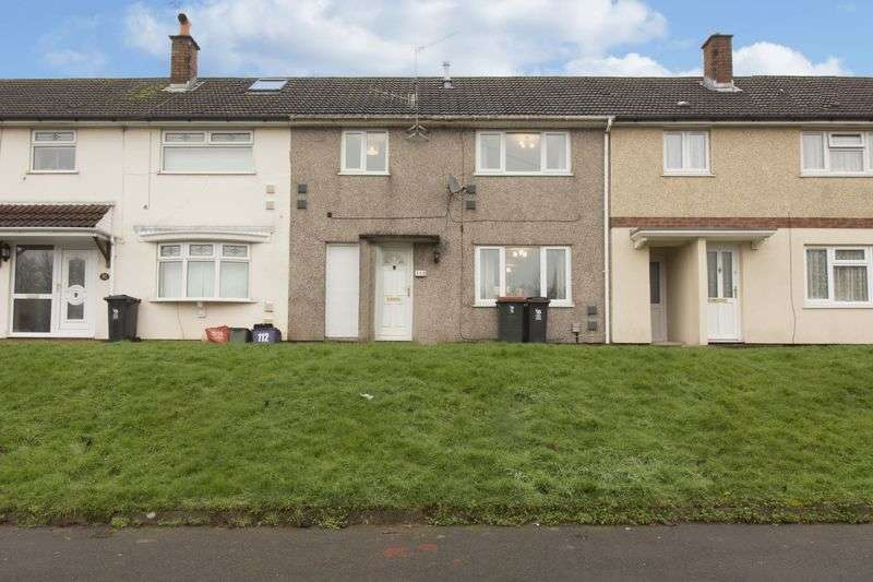 3 Bedrooms Terraced House for sale in Constable Drive, Newport