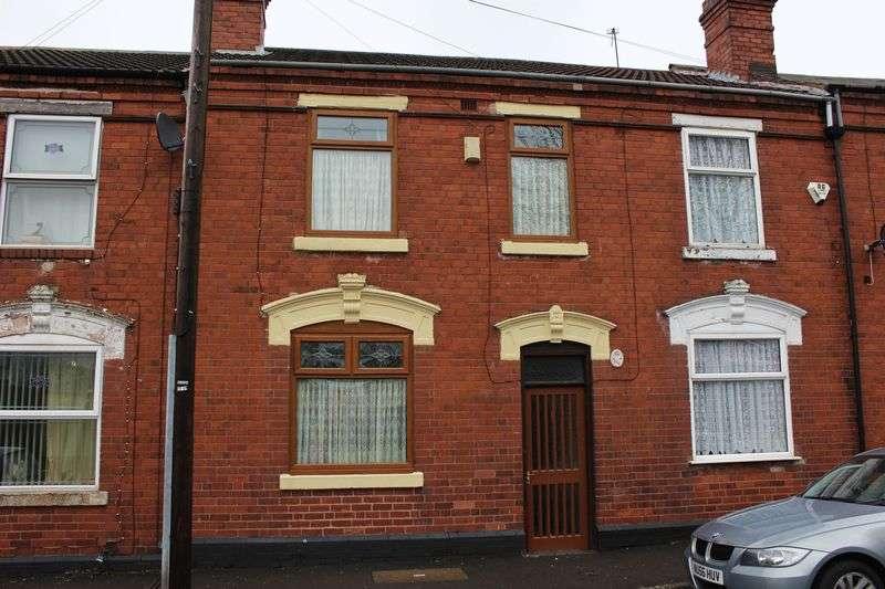3 Bedrooms Terraced House for sale in Bernard Street, West Bromwich
