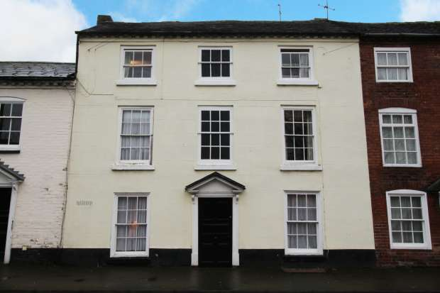 4 Bedrooms Town House for sale in Foundry Street, Stourport-On-Severn, Worcestershire, DY13 8EB