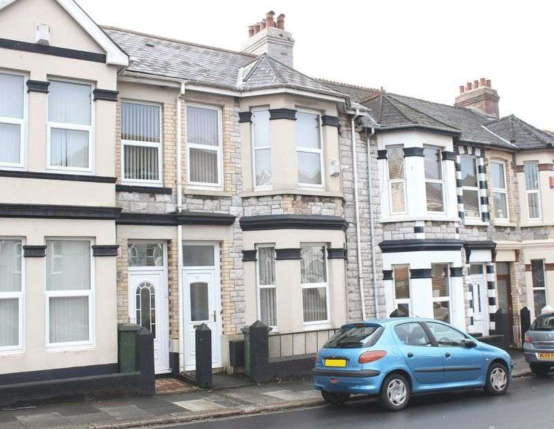 3 Bedrooms Terraced House for sale in Langstone Road, Peverell, Plymouth