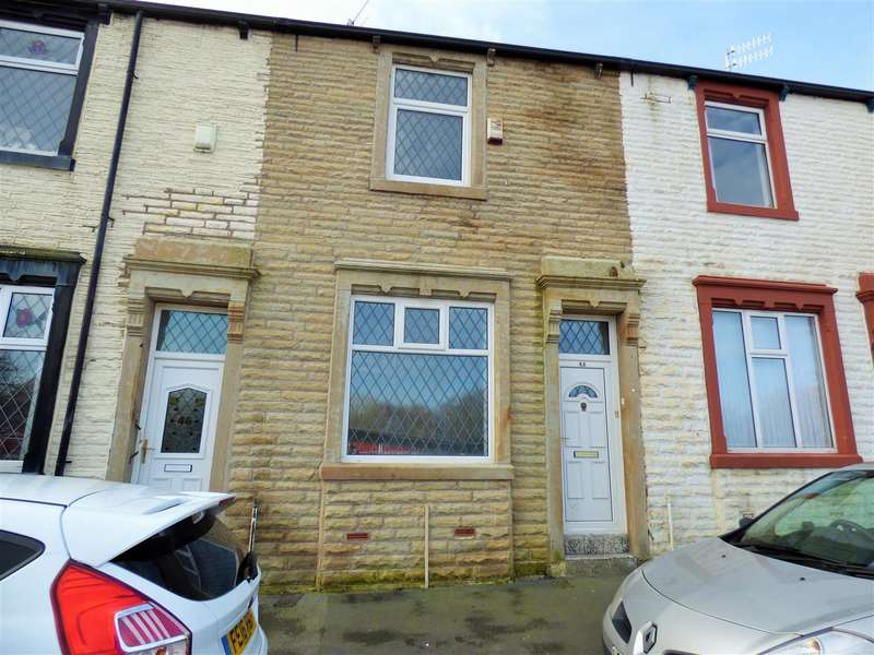 2 Bedrooms Terraced House for sale in Tabor Street, Burnley